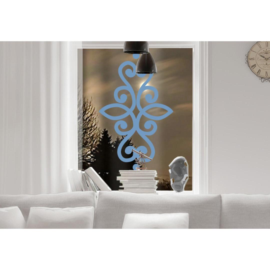 Glasdekor Indisches Ornament - CG10219