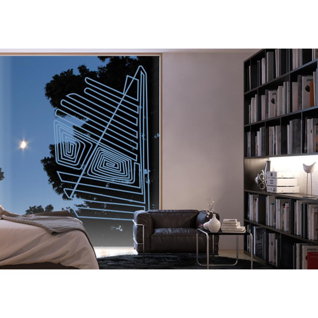 Glasdekor Nazca Linien - CG10459