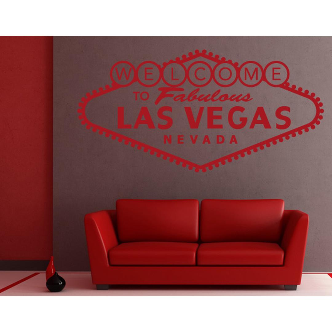 Wandtattoo Las Vegas - TD16113
