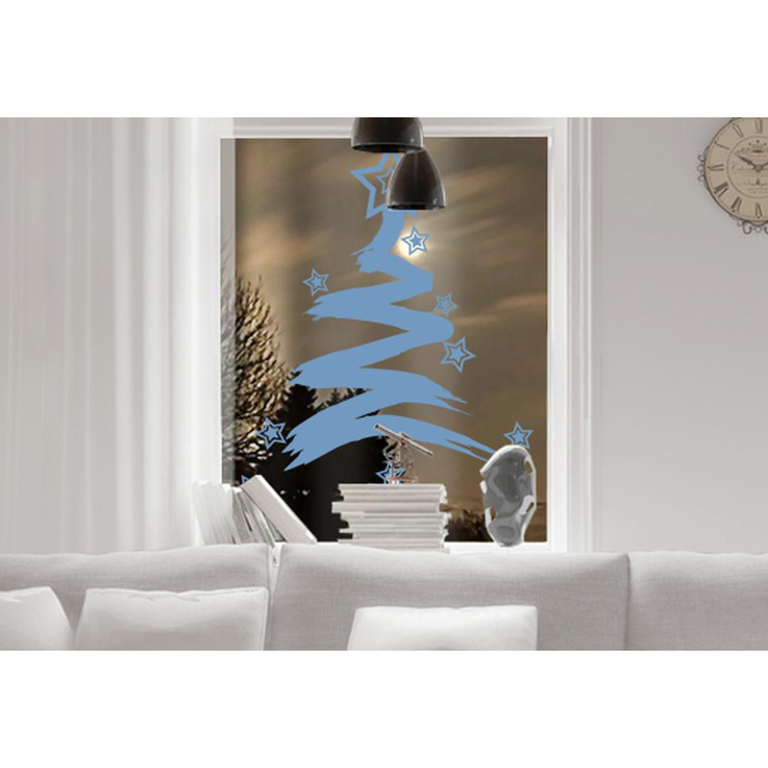 Glasdekor Sternenbaum - CG10227