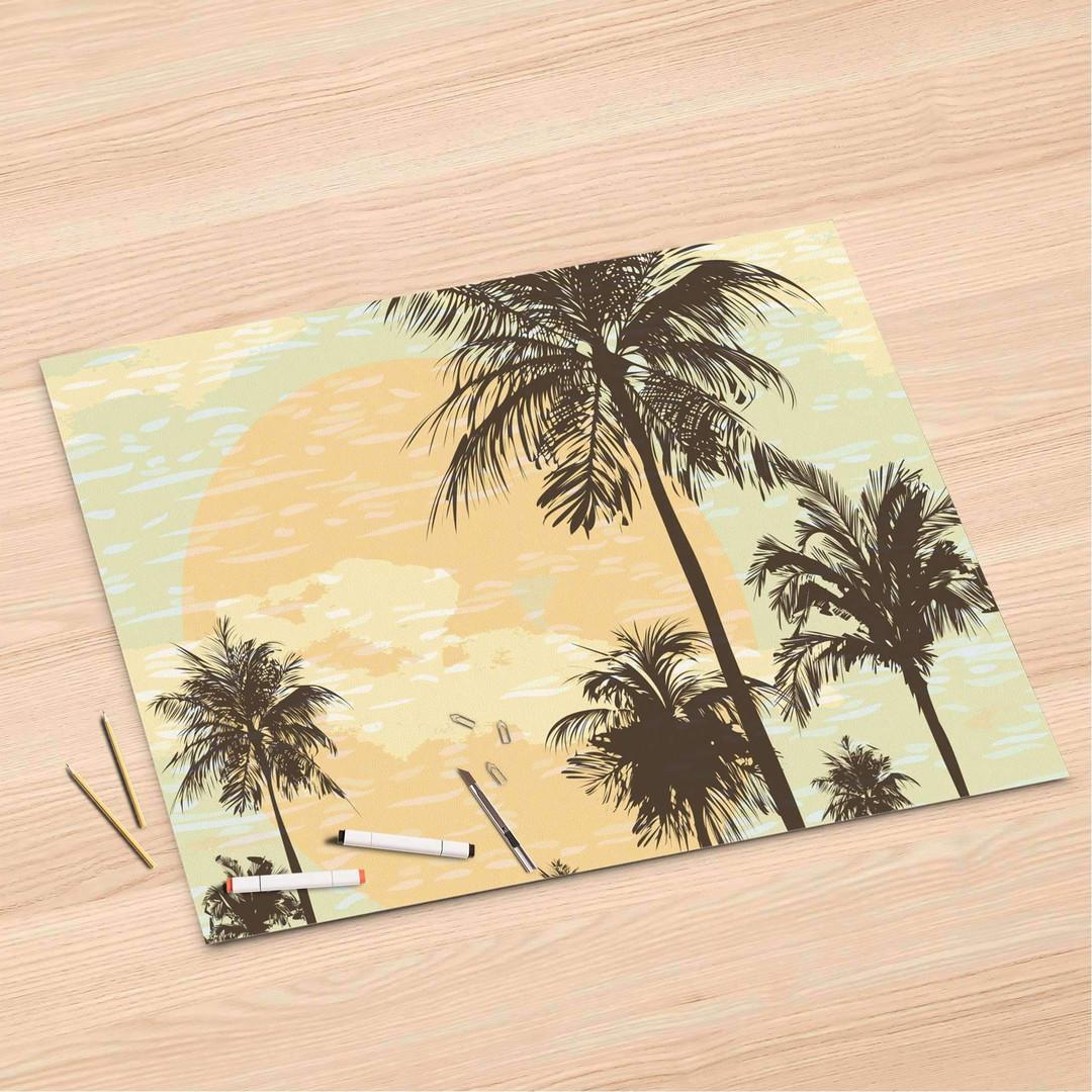 Folienbogen (120x80cm) - Beach Palms - CR106333