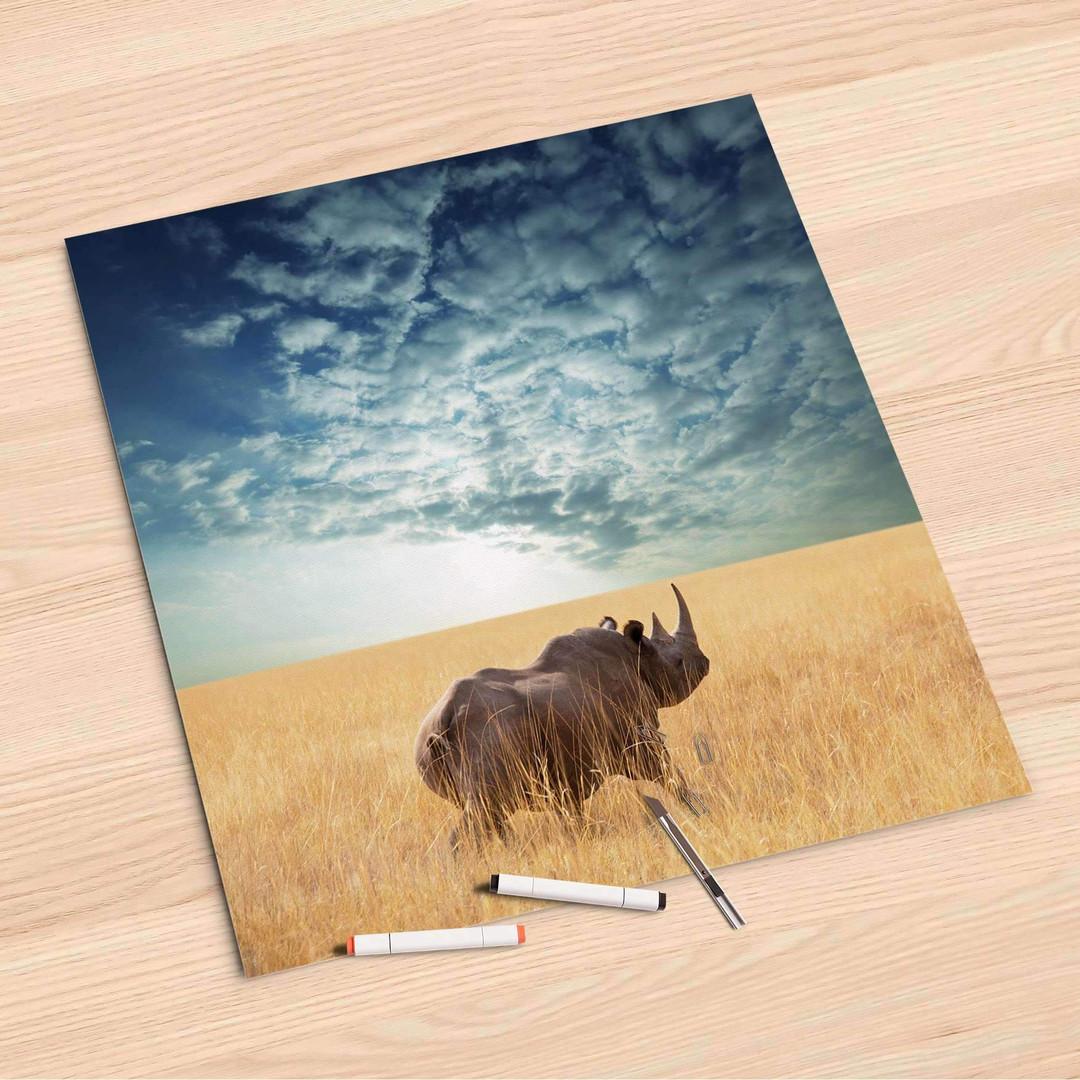 Folienbogen (60x60cm) - Rhino - CR107172