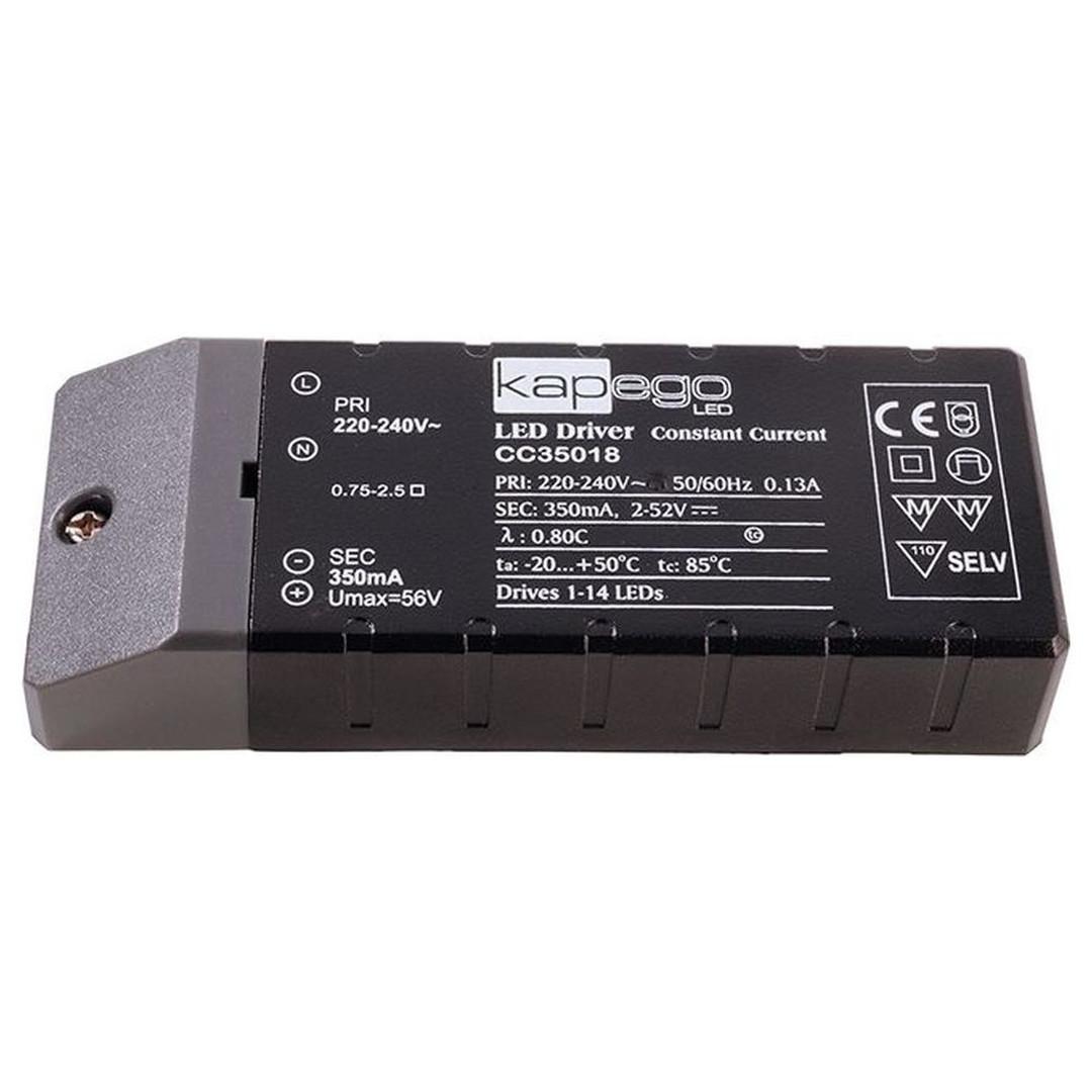 LED Konstantstromtreiber DC 18W 350mA - CL102021