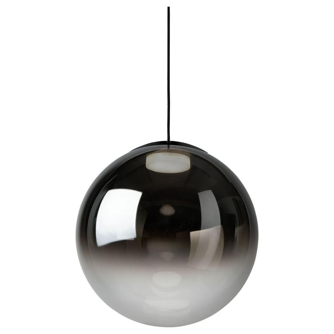 LED Pendelleuchte Reflex in Schwarz und Chrom 15W 900lm - CL119772