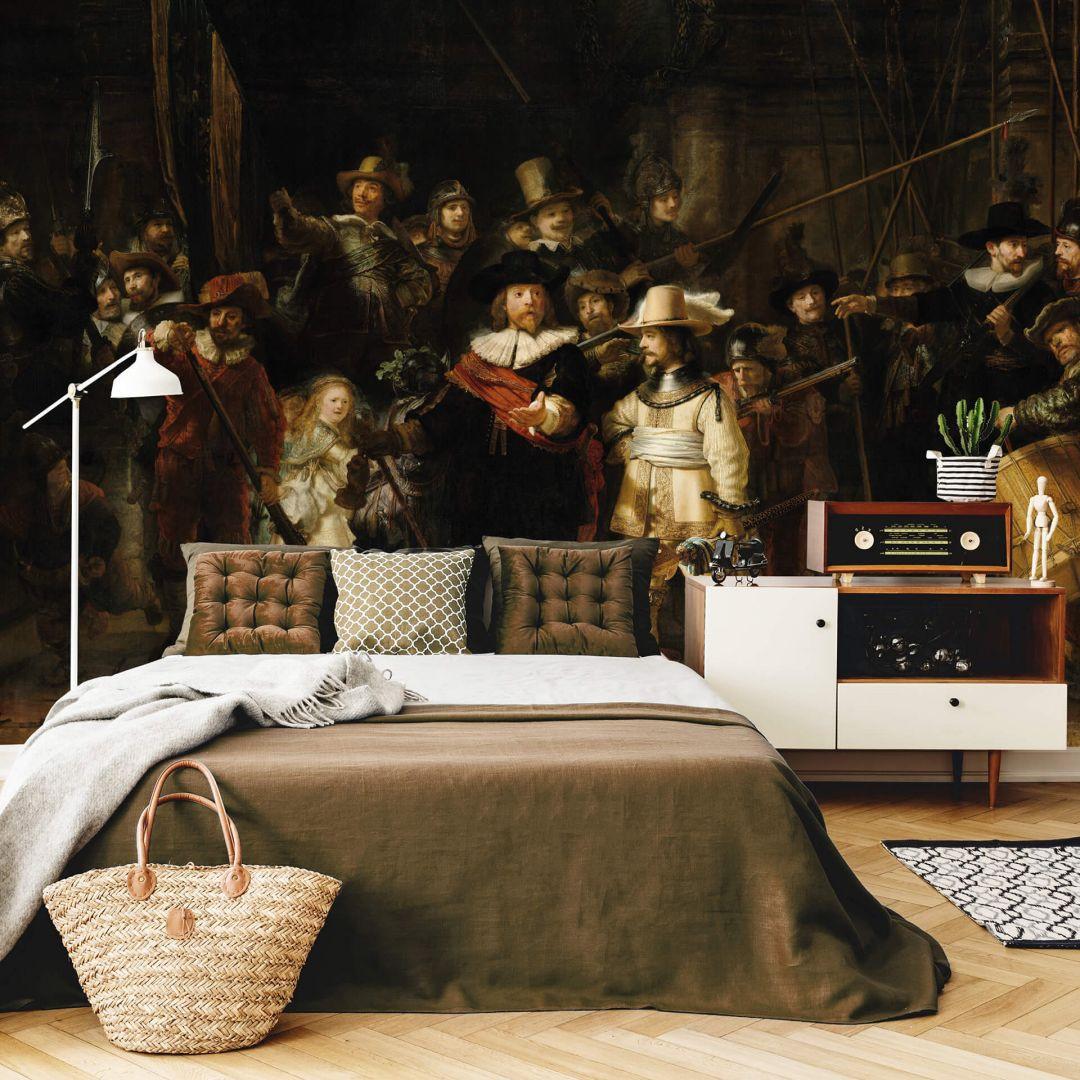 Fototapete Rembrandt - Die Nachtwache - WA252582