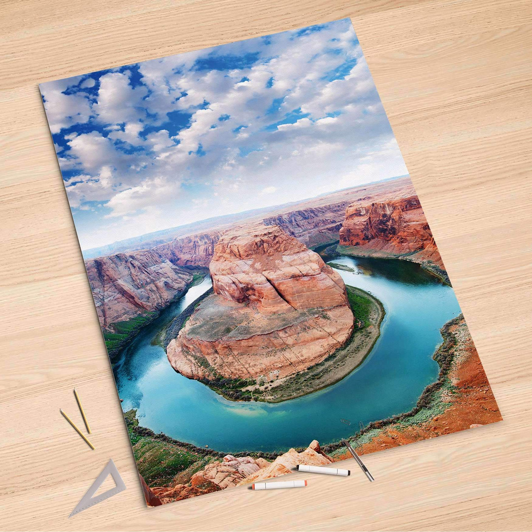 Folienbogen (100x150cm) - Grand Canyon - CR106183