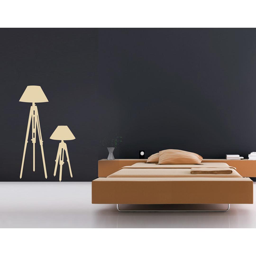 Wandtattoo Design classics Lampe - TD16373