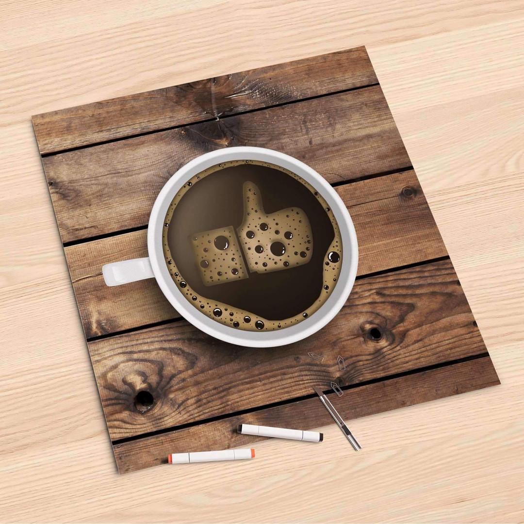 Folienbogen (60x60cm) - Sweet Coffee - CR107205