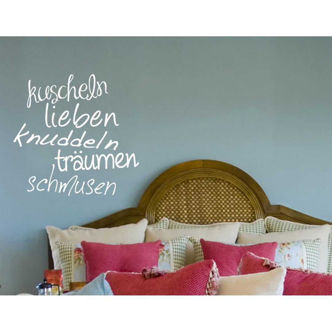 Wandtattoo Kuscheln&more - TD16046
