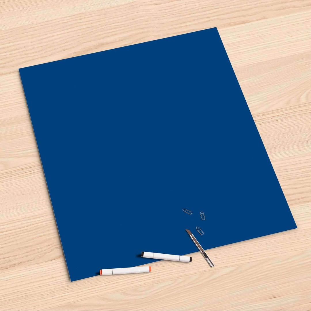Folienbogen (60x60cm) - Blau Dark - CR107024