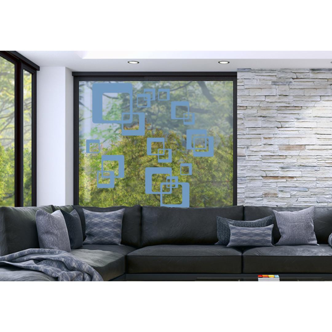 Glasdekor Retro - CG10431
