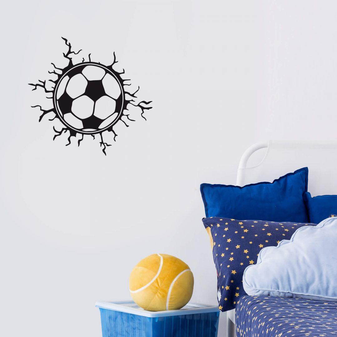 Genial Wandtattoo Fußball Sammlung Von Hallo
