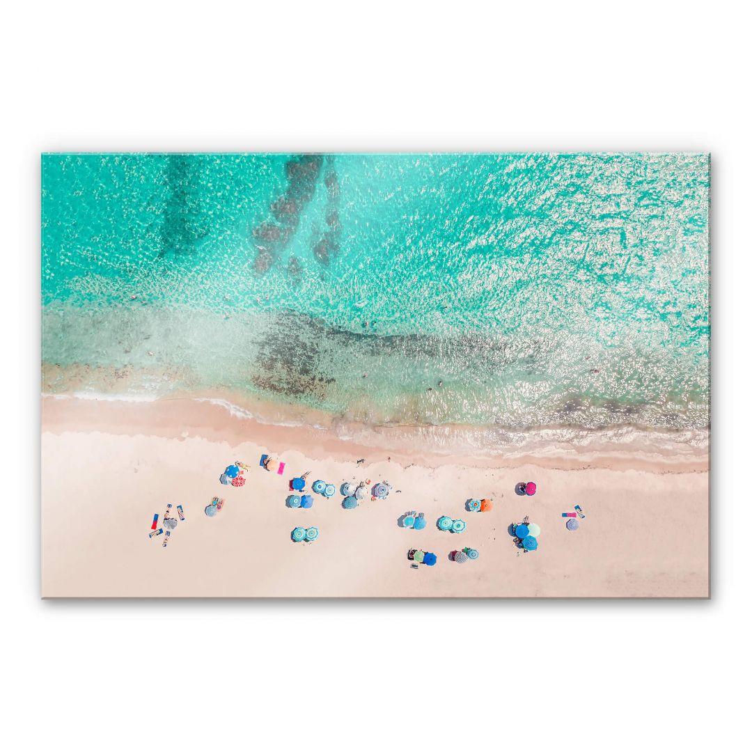 Acrylglasbild Sisi & Seb - Am Strand - WA251896