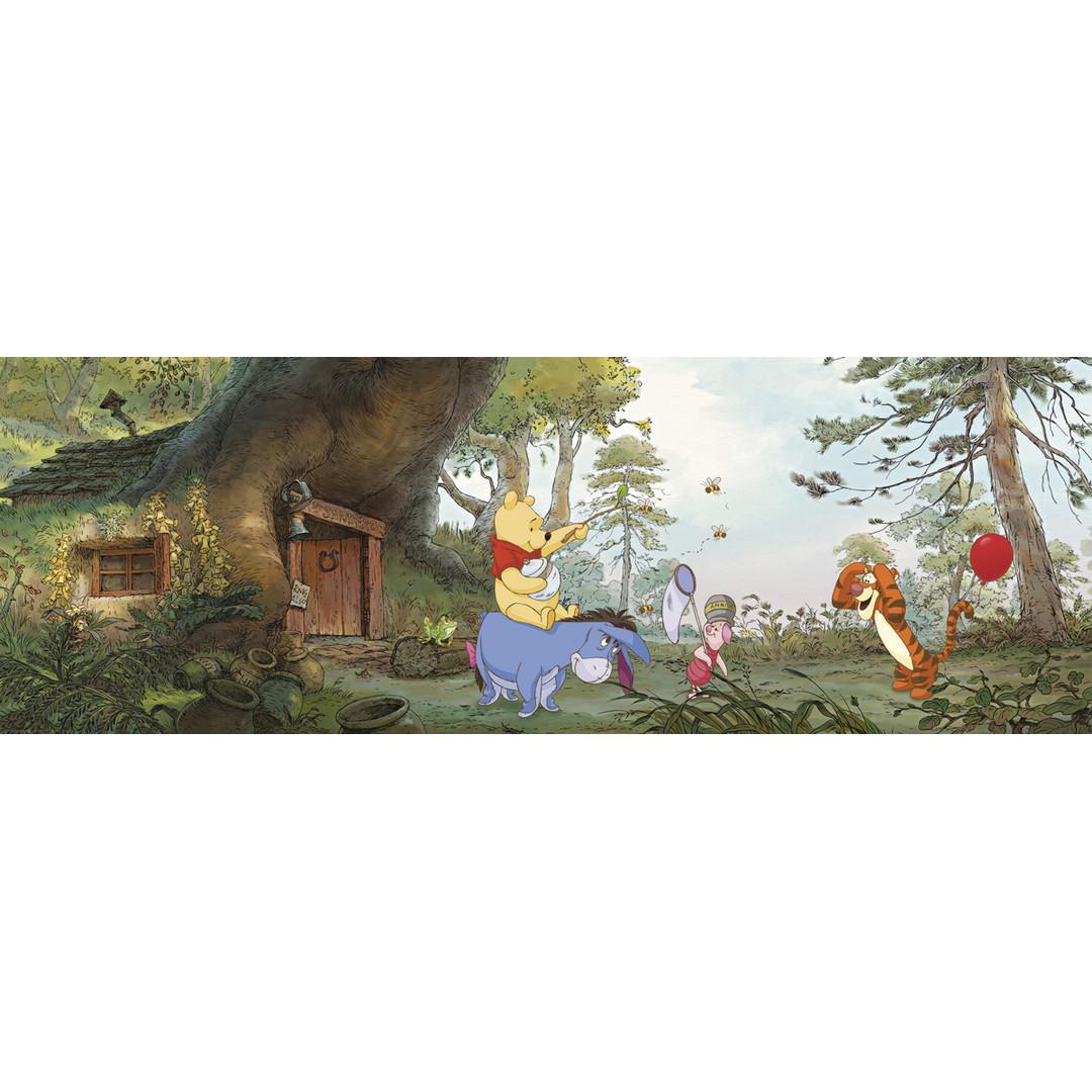 Papiertapete Pooh's House - KO4-413