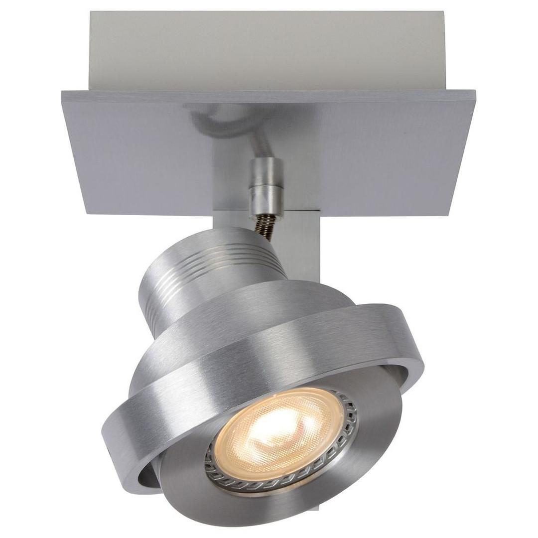 LED Deckenspott Landa 5W GU10 in Aluminium 1-flammig - CL120303