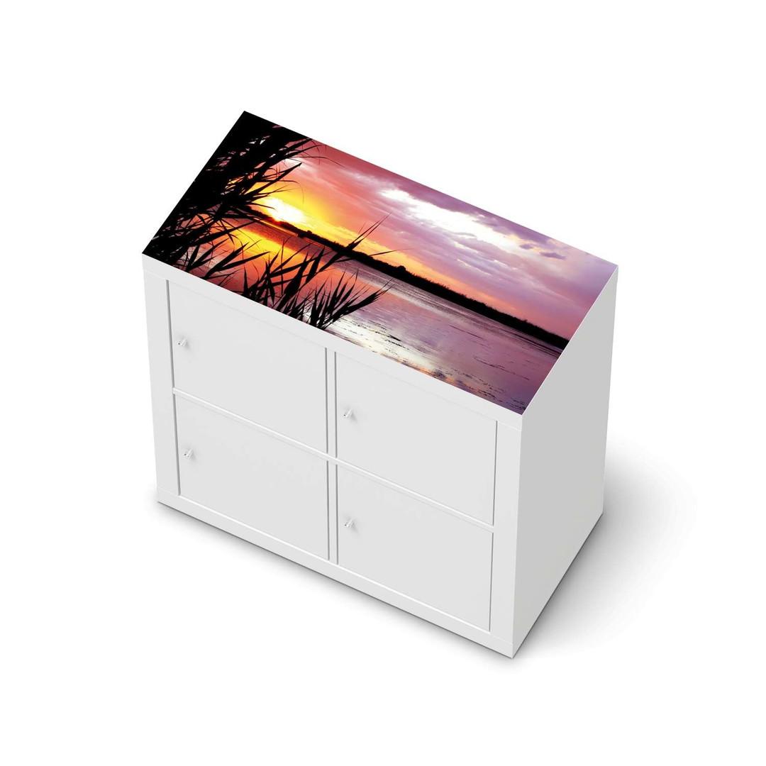 Möbelfolie IKEA Expedit Regal oben - Dream away - CR114622