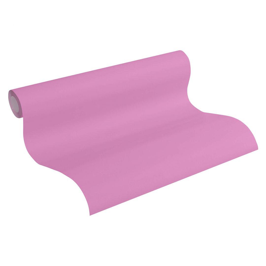 Esprit Vliestapete Tapete Uni lila, rosa - WA252363