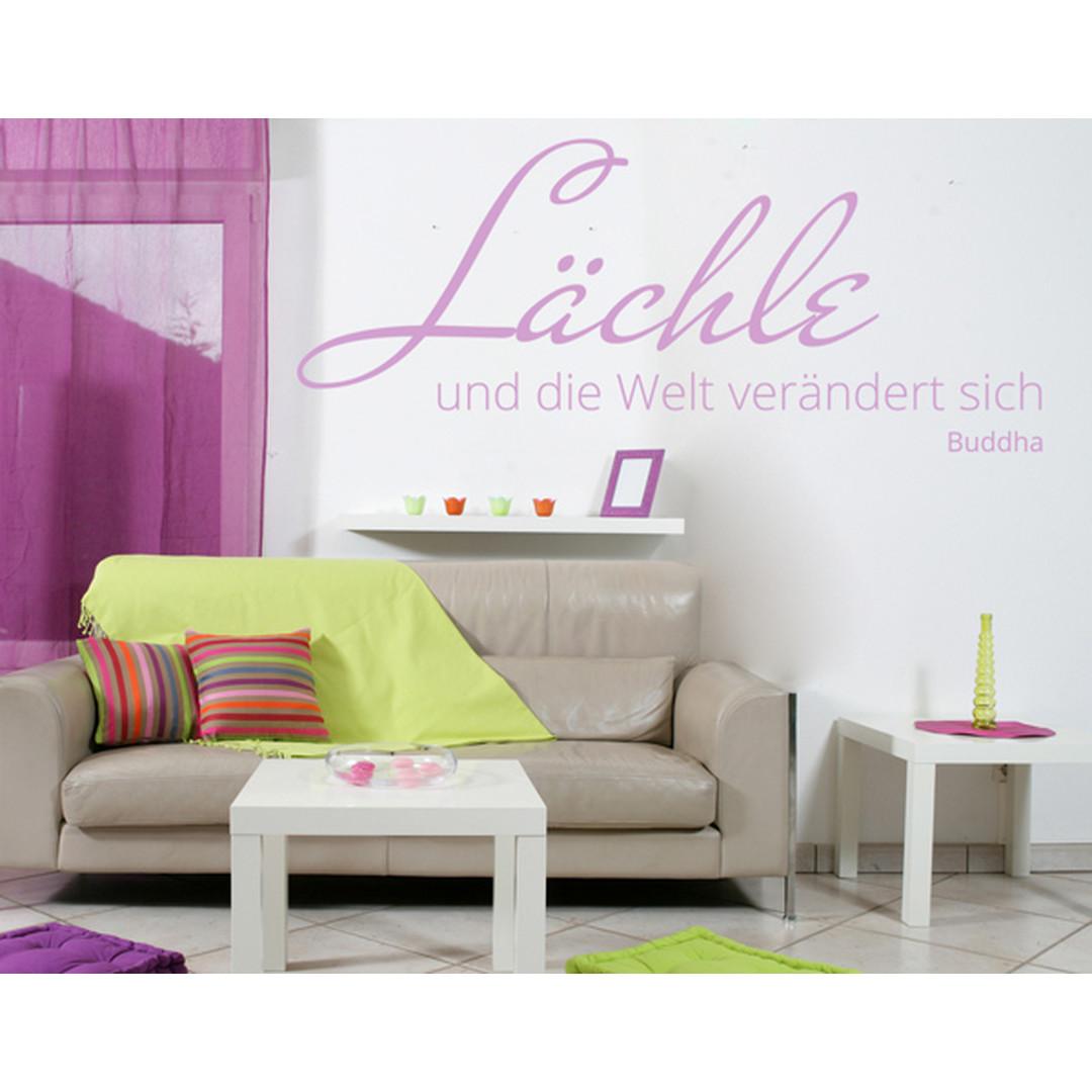 Wandtattoo Lächle - CG10148