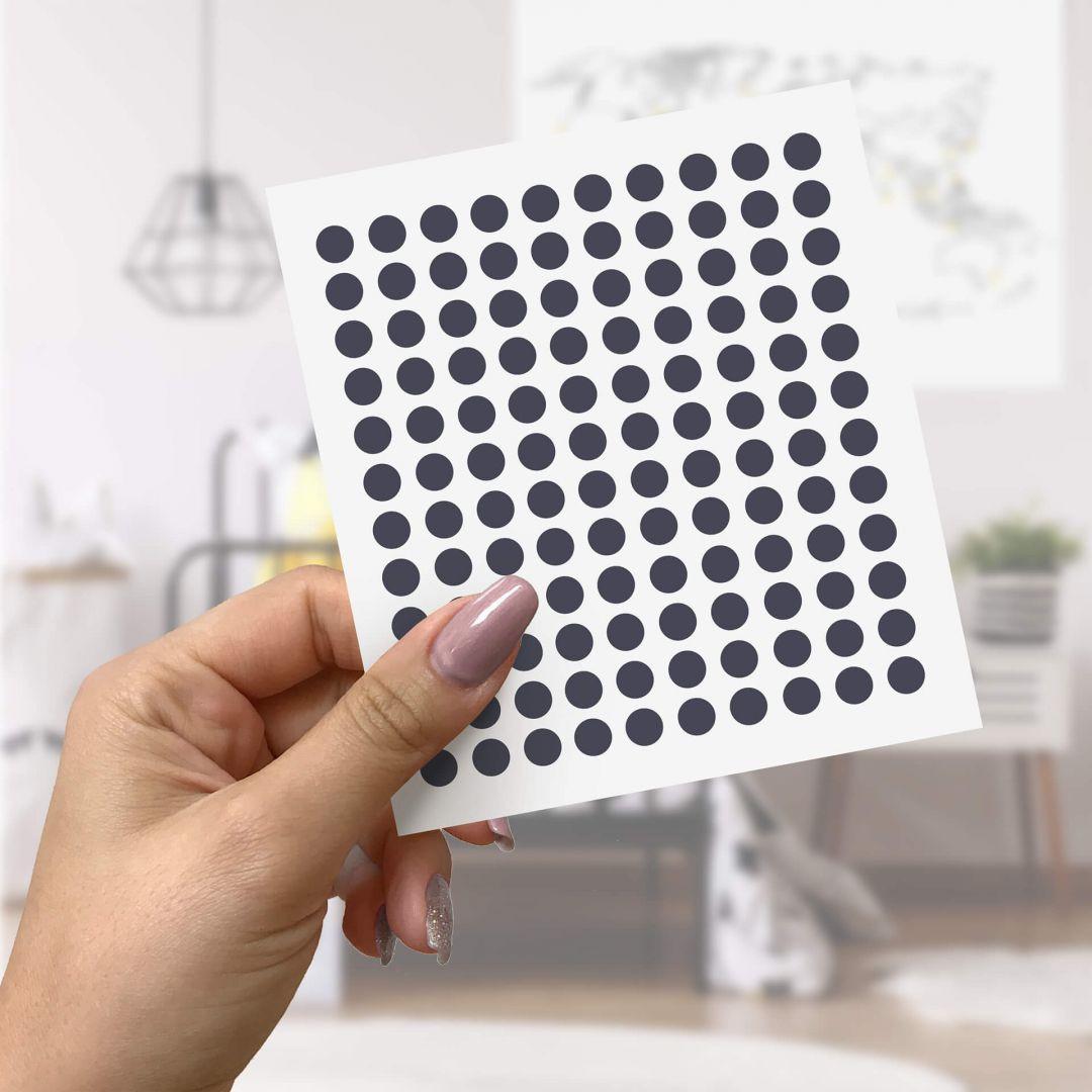 Wandtattoo Kreise (Ergänzungsset) - 14x15cm - WA260397