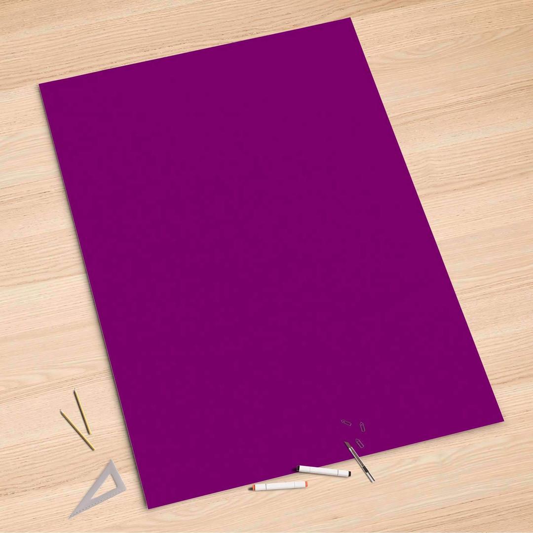 Folienbogen (100x150cm) - Flieder Dark - CR106160