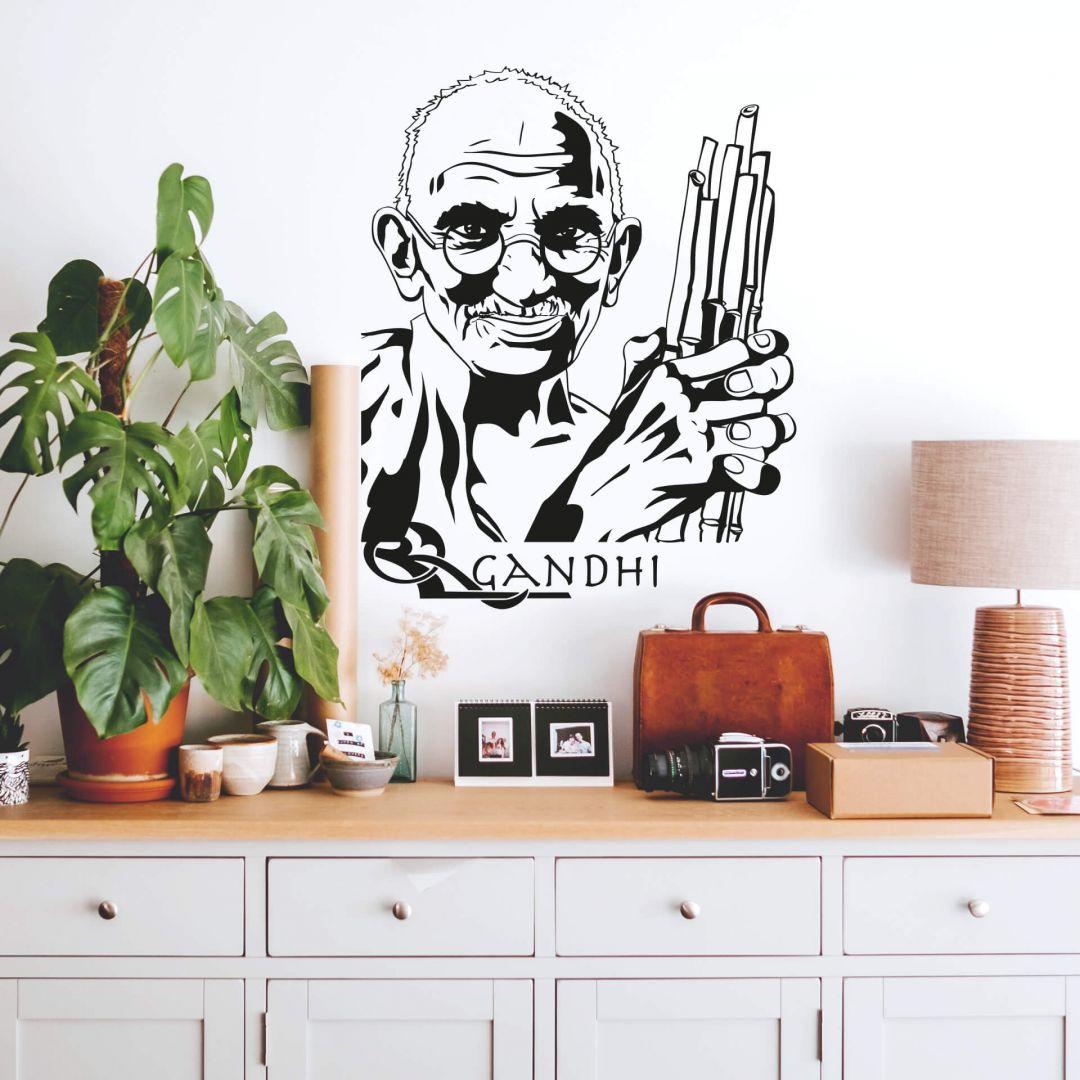 Wandtattoo Mahatma Gandhi - WA287764