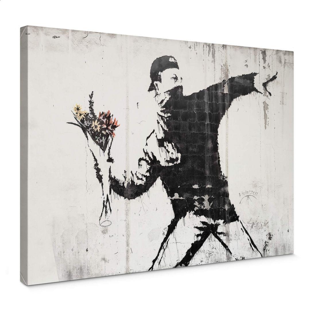 Bilder auf Leinwand Keilrahmen Poster Wandbild Blumen  XXL 100 cm*65 cm 731