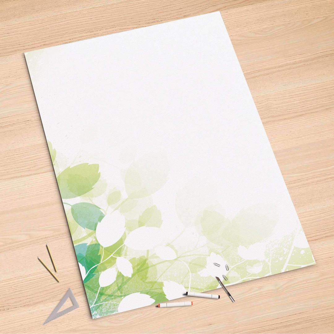 Folienbogen (100x150cm) - Flower Light - CR106167