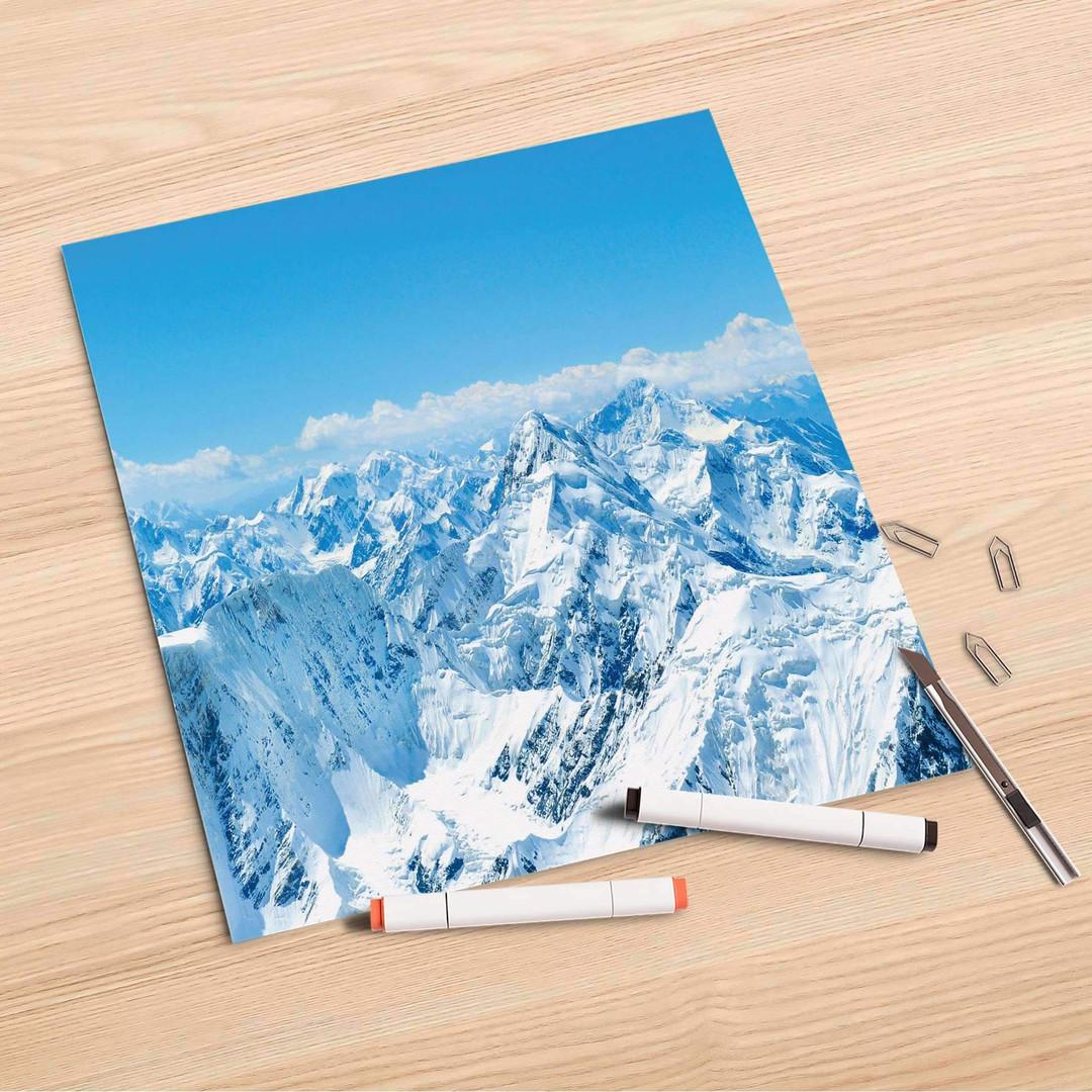 Folienbogen (30x30cm) - Himalaya - CR106857
