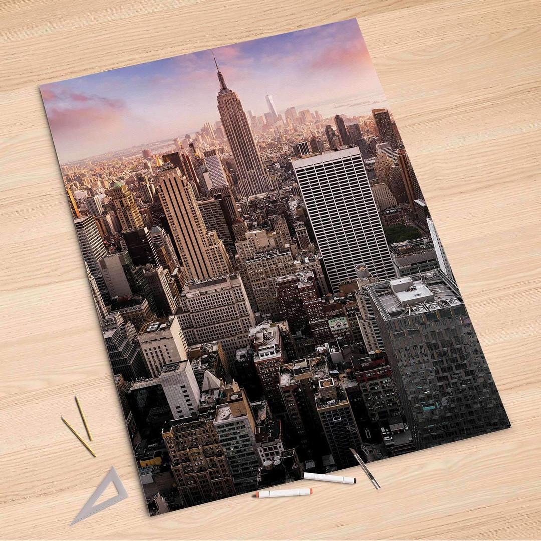 Folienbogen (100x150cm) - Big Apple - CR106119