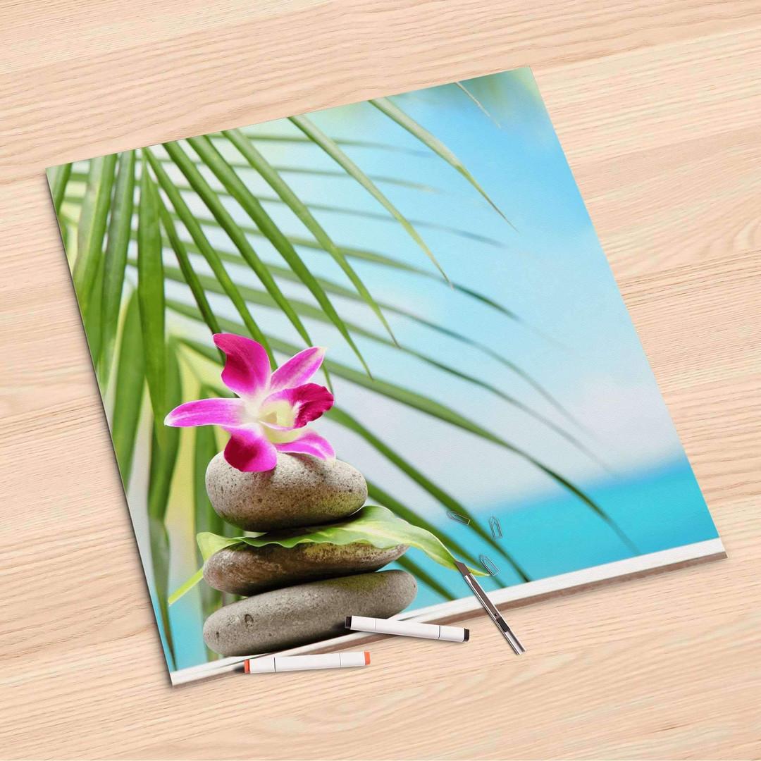 Folienbogen (60x60cm) - Lotus Flower - CR107123