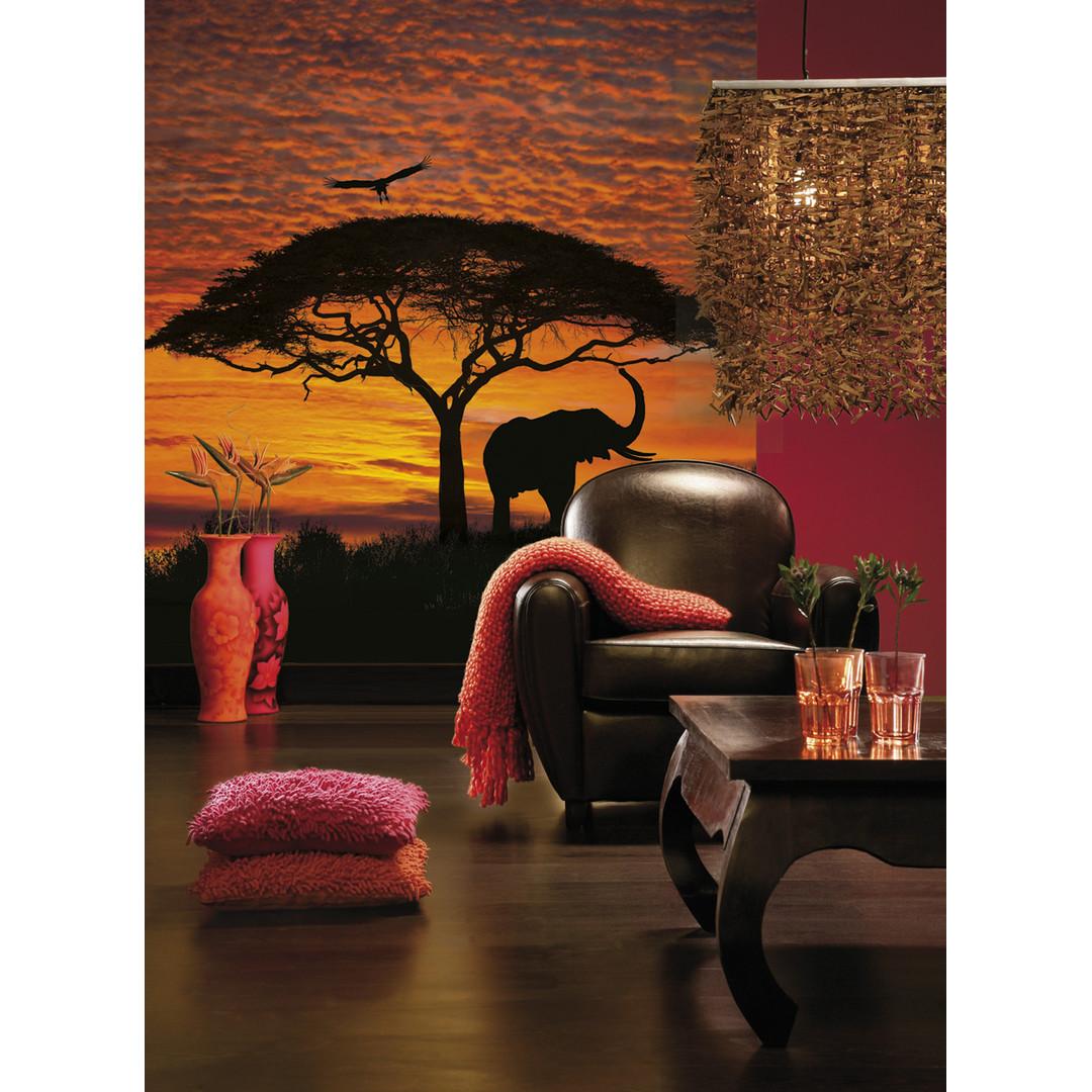 Fototapete African Sunset - KO4-501