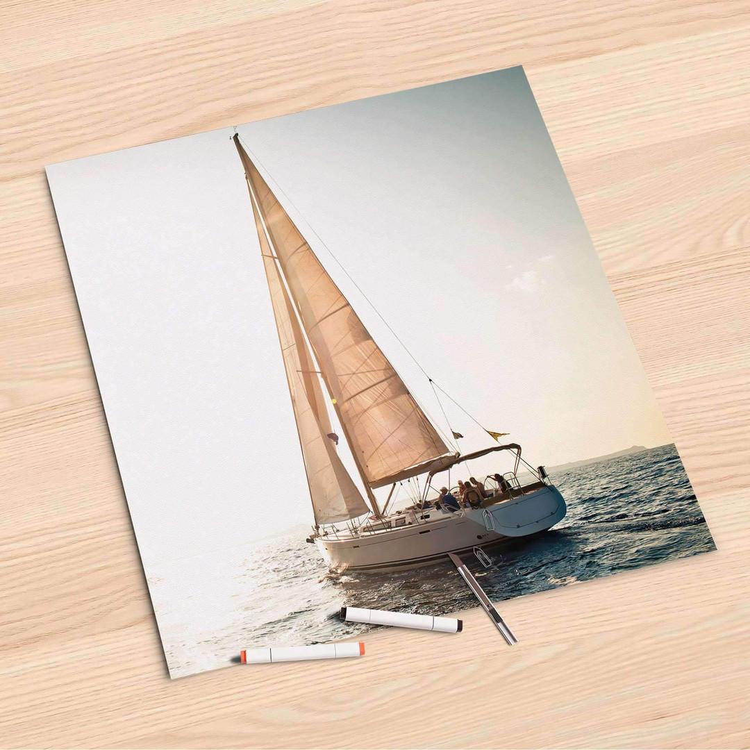 Folienbogen (60x60cm) - Freedom - CR107081
