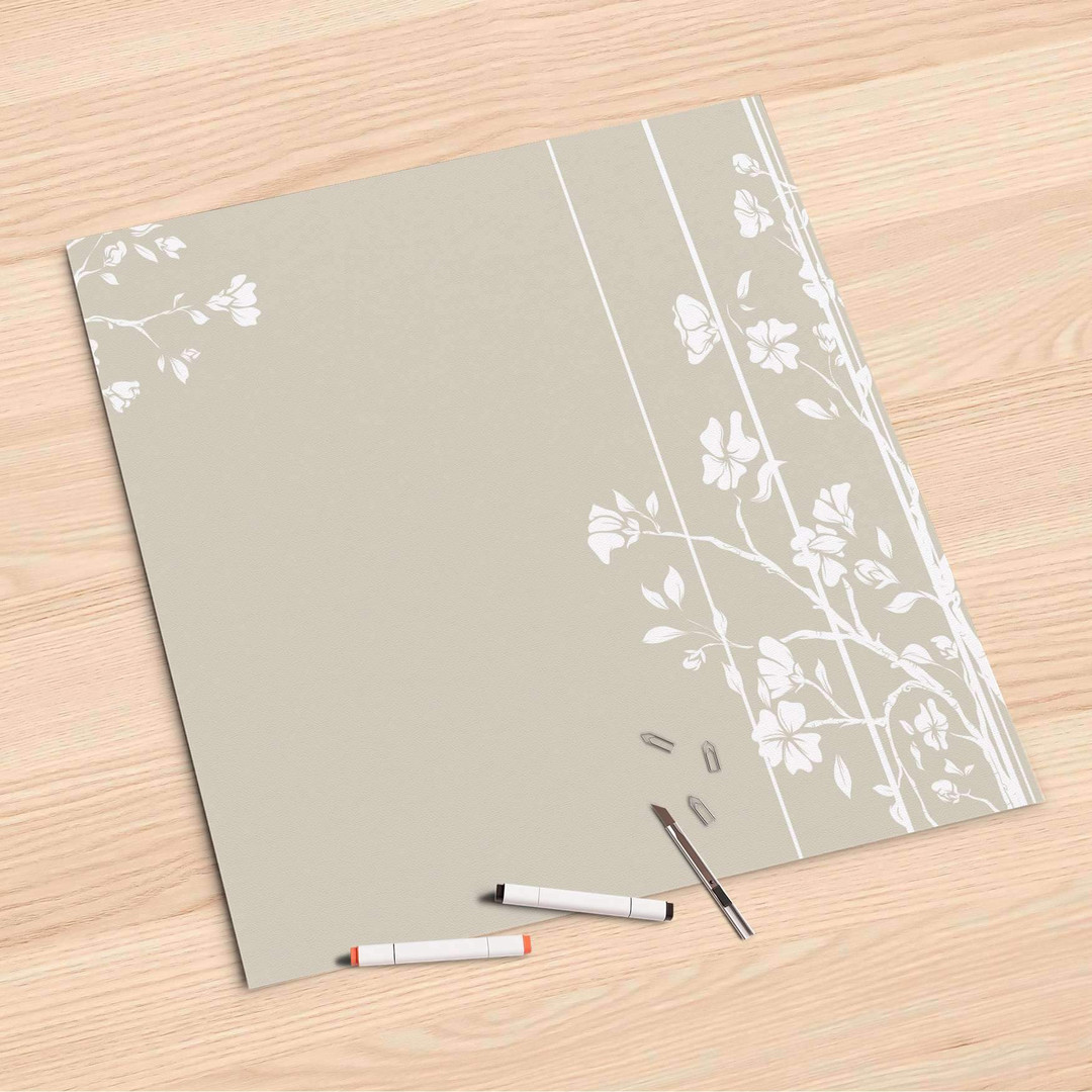 Folienbogen (60x60cm) - Florals Plain 3 - CR107070
