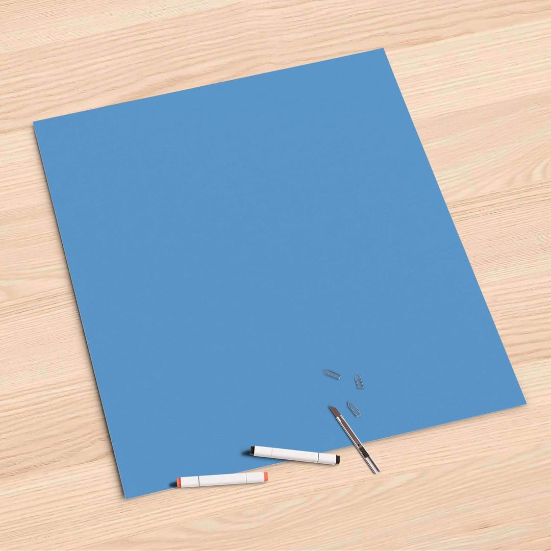 Folienbogen (60x60cm) - Blau Light - CR107025