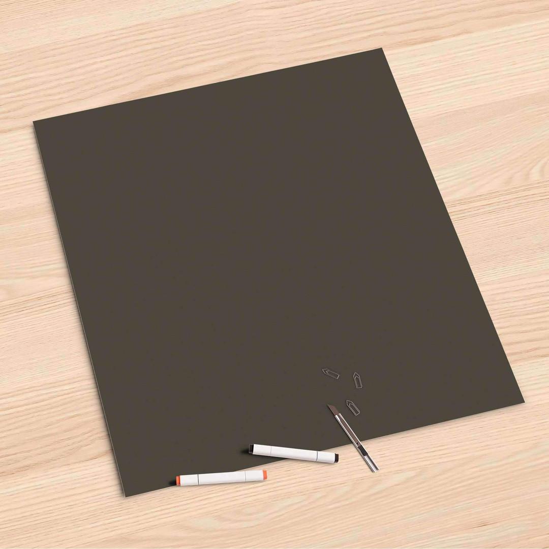 Folienbogen (60x60cm) - Braungrau Dark - CR107033