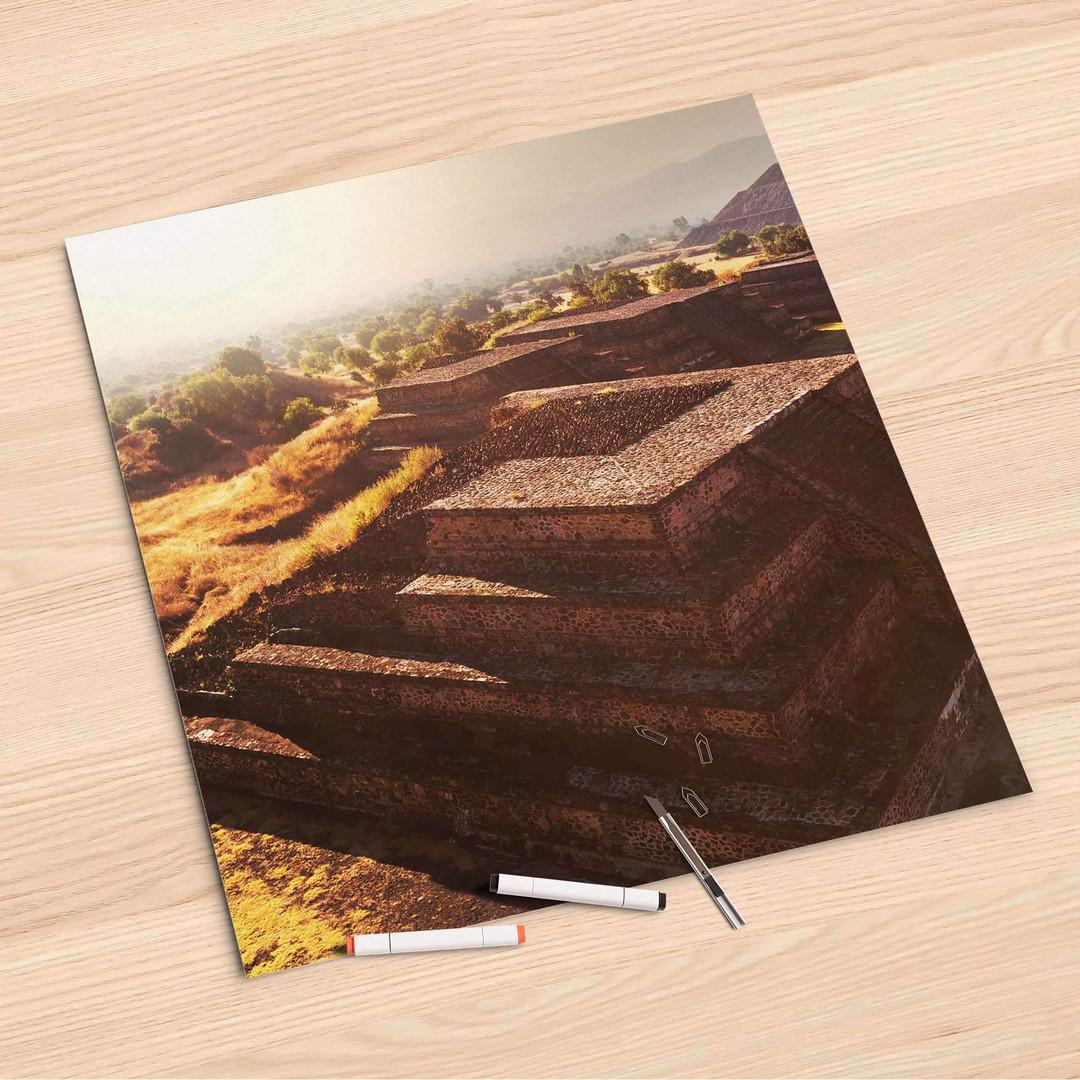 Folienbogen (60x60cm) - Teotihuacan - CR107214