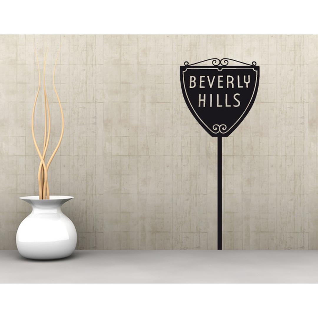 Wandtattoo Beverly Hills - TD16119