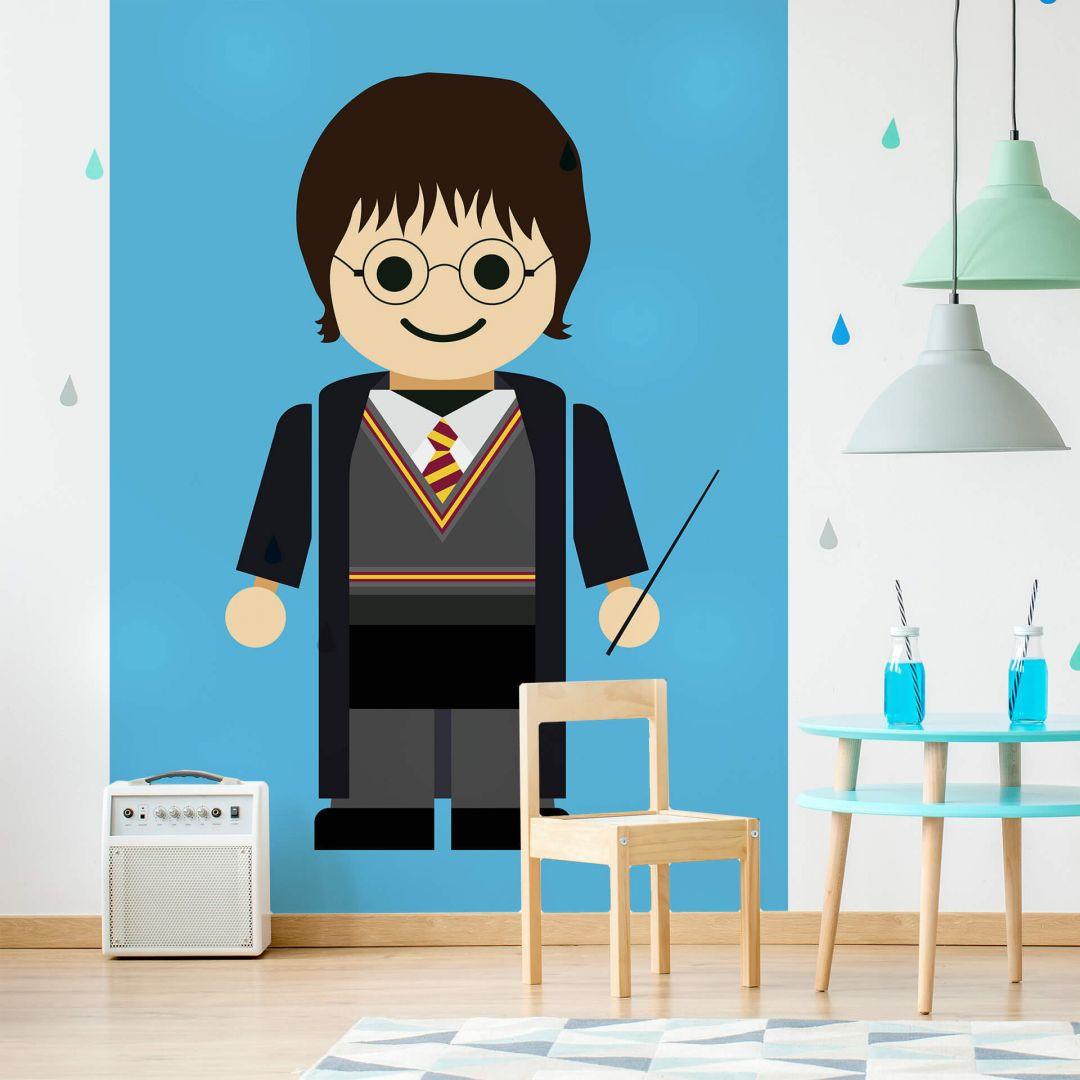 Fototapete Gomes - Harry Potter Spielzeug - 192x260cm - WA271043