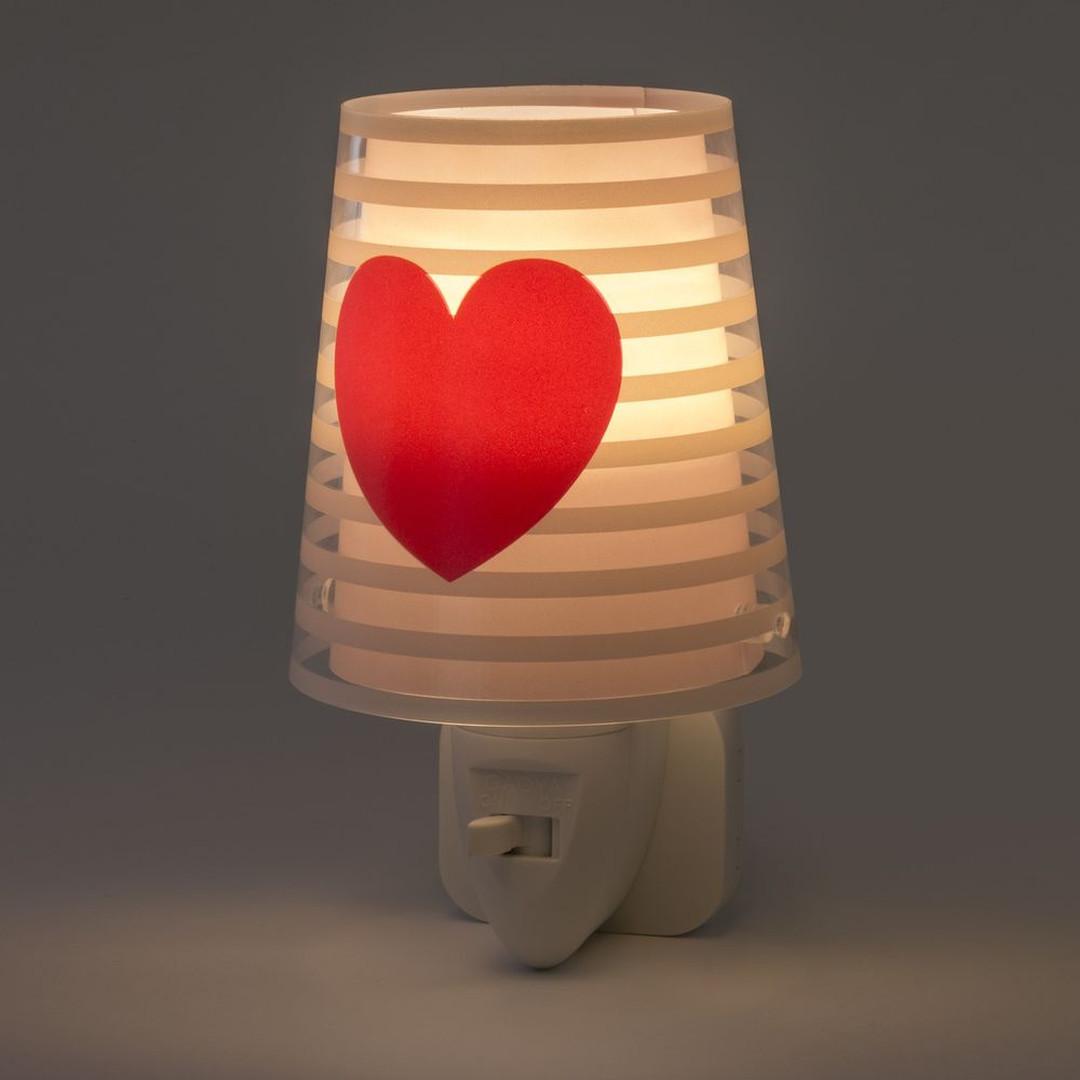 LED Kinderzimmer Nachtlicht Feeling in Rosa E14 - CL119940
