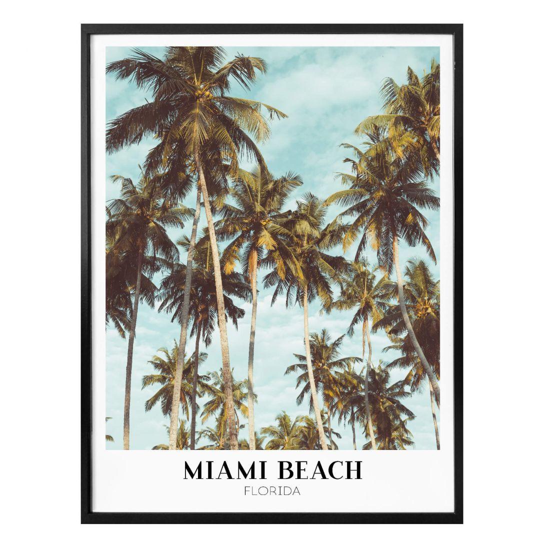 Poster Miami Beach - Florida - WA258656