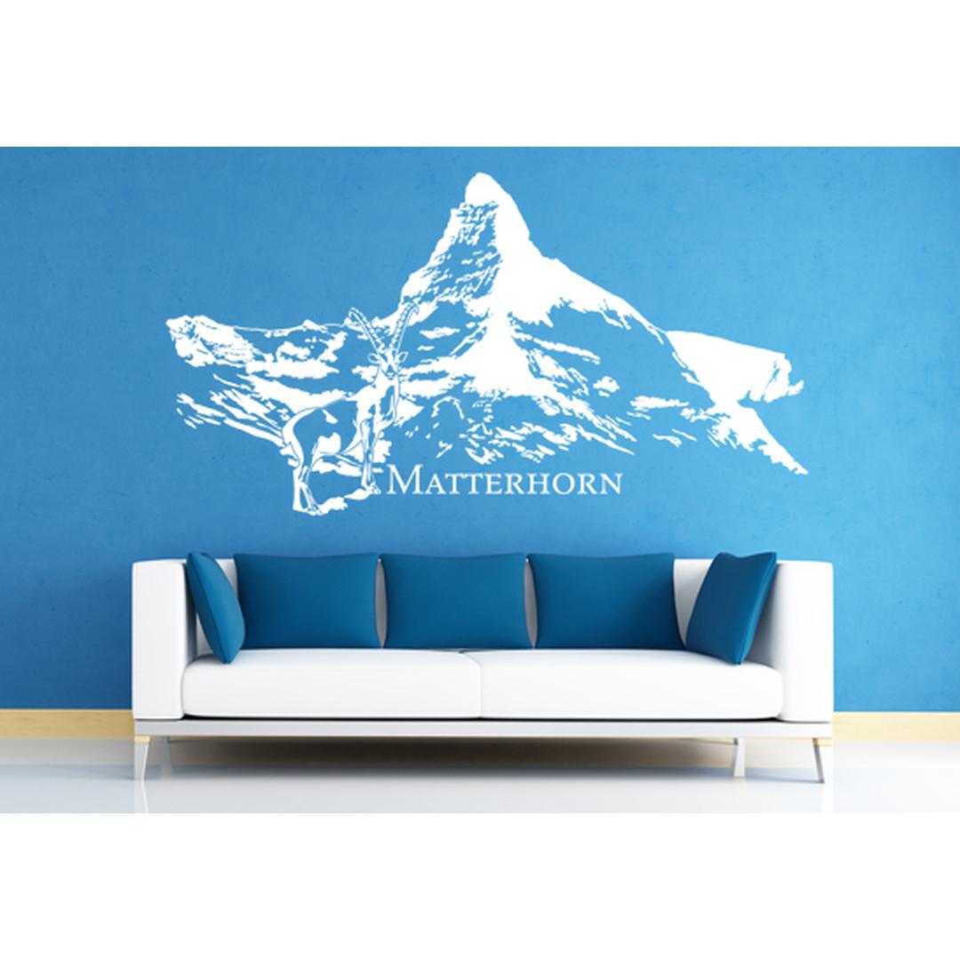 Wandtattoo Matterhorn - CG10009