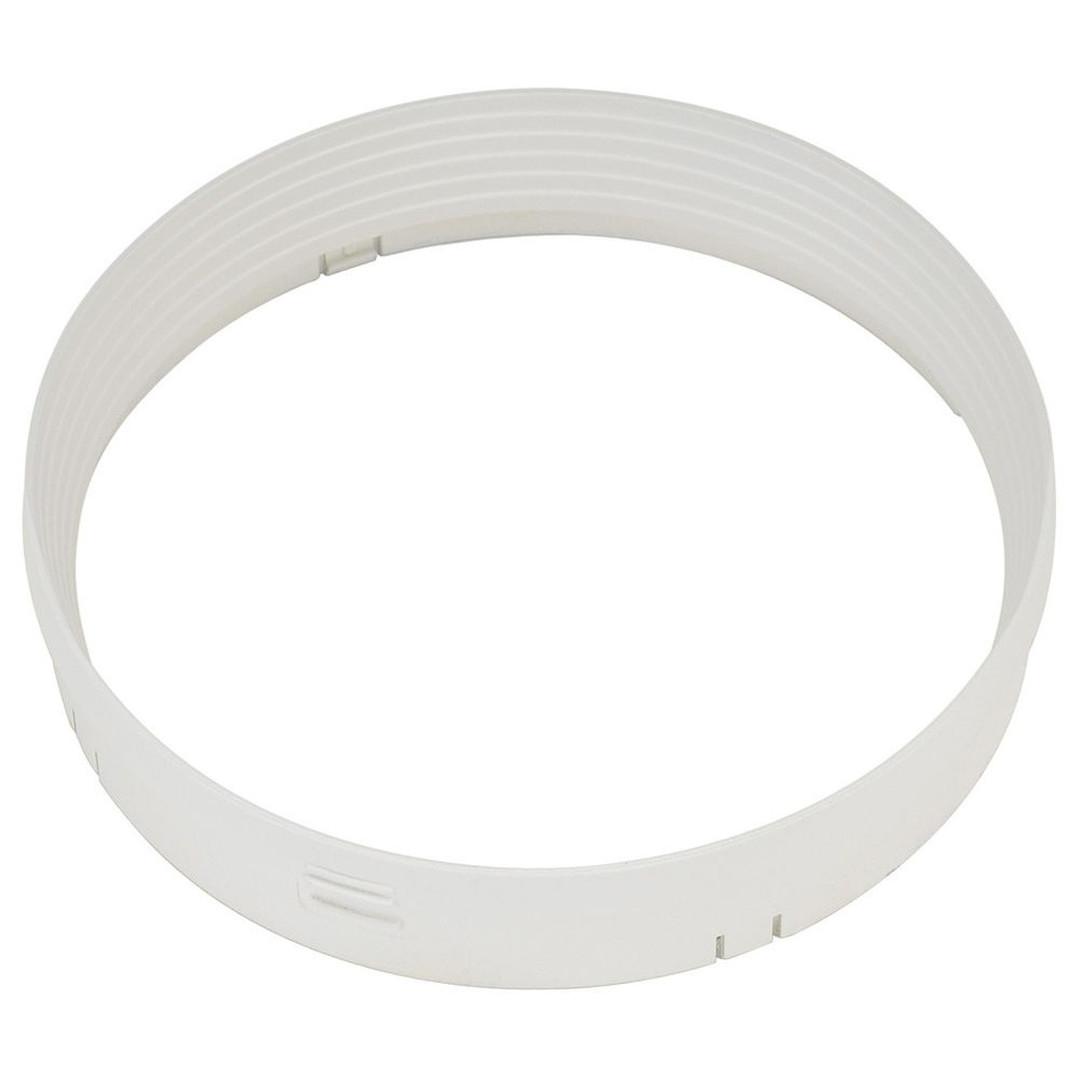 Zierring Aixlight Pro, matt- weiss, aluminium - CL101933