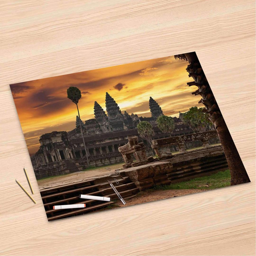 Folienbogen (120x80cm) - Angkor Wat - CR106326