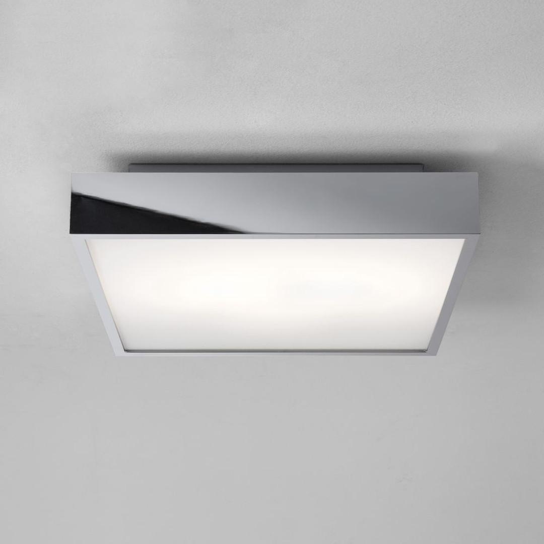 LED Deckenleuchte Taketa in Chrom 27.4W 2161lm - CL119688