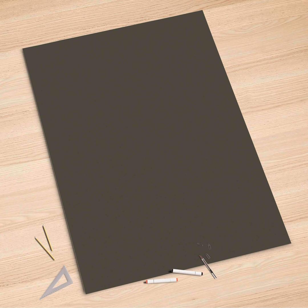 Folienbogen (100x150cm) - Braungrau Dark - CR106130