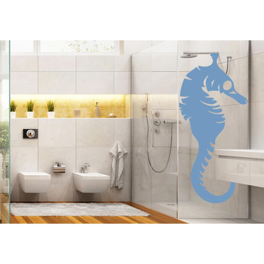 Glasdekor Seepferdchen - CG10370