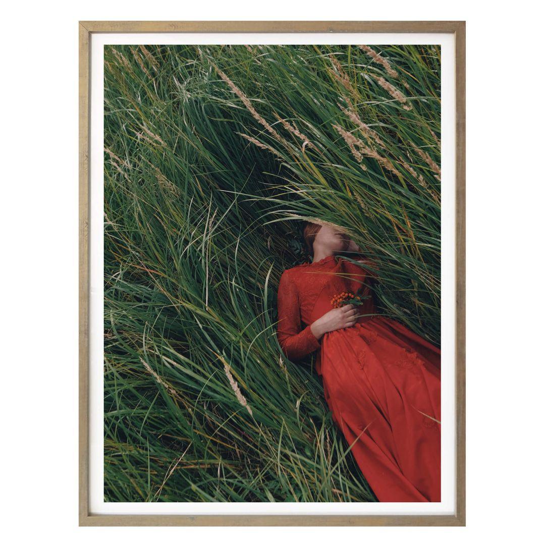 Poster Barantseva - In der Wiese - WA256819