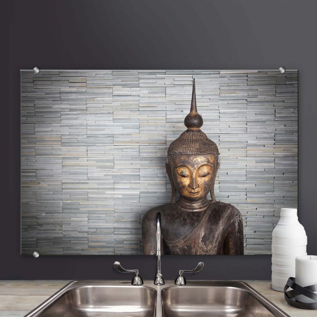 Spritzschutz Thailand Buddha - WA283579