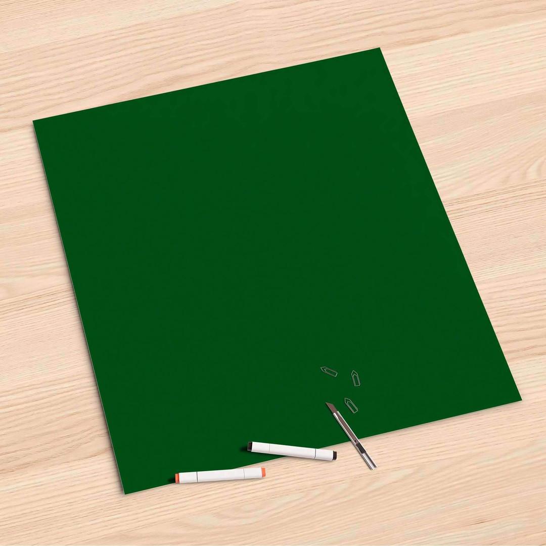 Folienbogen (60x60cm) - Grün Dark - CR107098