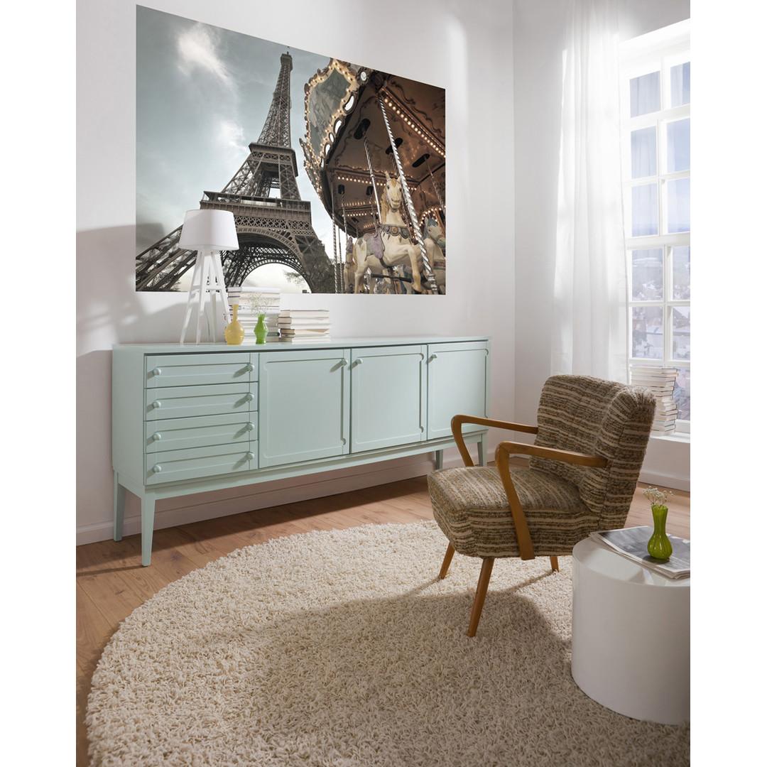 Papiertapete Carrousel de Paris - KO1-602